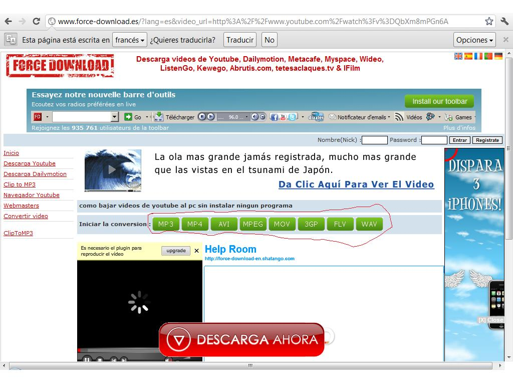 como descargar musica de youtube a mi pc gratis